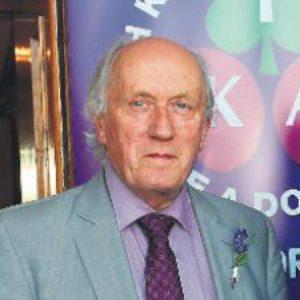Interim National Honorary TREASURER Colin Mackenzie Dublin North